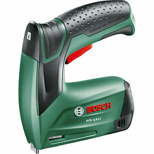 BOSCH-PTK 3,6 Li CORDLESS Staple Gun / Tacker 0603968170 3165140601610 **