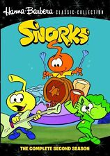 SNORKS: THE COMPLETE SECOND SEASON 2 -  Region Free DVD - Sealed