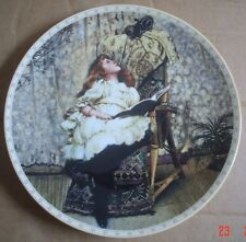 Royal Doulton Collectors Plate A RIVAL ATTRACTION From A VICTORIAN CHILDHOOD