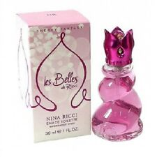 Les Belles de Ricci Cherry Fantasy 1 oz EDT Spray Perfume by Nina Ricci