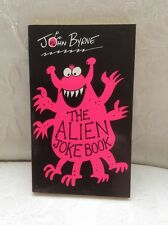 The Alien Joke Book by John Byrne (Paperback, 1997)
