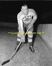 CHARLIE CONACHER The BIG BOMBER poses 4 PHOTO 8x10 NY AMERICANS HOF Final Years