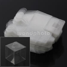 50 Pcs Clear Transparent Candies Sweets Gift Bag Box Party Wedding Supplies