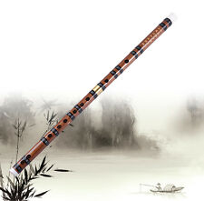 NewSale Chinese Traditional Musical Instrument Handmade Bamboo Flute in D Key