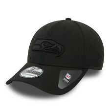 Seattle Seahawks NFL Football New Era NFL Flexfit  39thirty Size S/M Schwarz