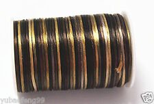 multicolor(G) 10yd Satin Rattail Cord 2mm nylon jewelry macrame kumihimo bead
