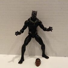 "Marvel Legends Infinite Civil War Black Panther loose 6"" in figure Giant Man wav"