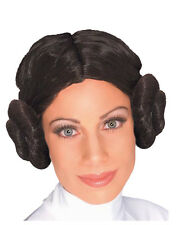 Star Wars Costume Accessory, Womens Princess Leia Wig