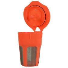 Refillable Reusable Carafe Filter K-Cups Pod, Fits Keurig 2.0 Coffee Makers
