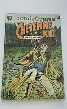 cheyenne kid comicorama # 1023 . edition heritage