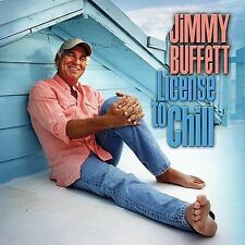 JIMMY BUFFETT LICENSE TO CHILL NEW SEALED NEVER PLAYED CD 2004 MAILBOAT RCA