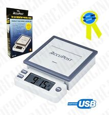 AccuPost 10LB USB Digital Shipping Postal Scale Great for UPS USPS FedEx