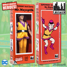 DC Comics Mr. Mxyzptlk 8 inch Action Figure in Mego Style Retro Box