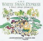 The White Swan Express: A Story About Adoption-ExLibrary