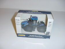 1/64 New Holland T9.600 SmartTrax Blue Camo Farm Show Ed 2017 Tractor NIB!
