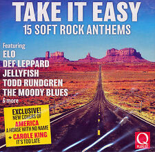 Q Magazine - Take It Easy - 15 Soft Rock Anthems   *** BRAND NEW CD ***