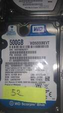 """2,5"""" Western WD500BEVT-22A0RT0 92"""