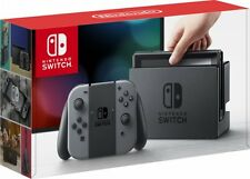 NINTENDO SWITCH GRAY CONSOLE 32GB Joy-Con TRUSTED SELLER , FAST SHIPPING!