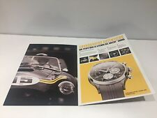 Booklet Catalogue BAUME & MERCIER Capeland Shelby Cobra - Spanish - Watches