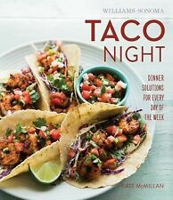 Taco Night by Kate McMillan (2014, Hardcover)