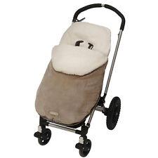 JJ Cole USA Bundle Me Baby Fußsack Plüsch Gurtschlitz für Kinderwagen Buggy neu