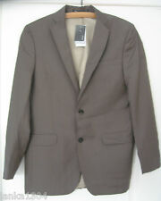 MEXX Neutral coloured Blazer Wool Jacket (NEW)-UK Size 38- £109.00