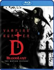 Vampire Hunter D Bloodlust - BLU-RAY Region 1