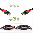 For Bluray 3D DVD PS3 HDTV XBOX LCD HD TV 1080P Premium HDMI Cable 5FT/1.5 M