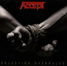 Accept Objection overruled (1993) [CD]