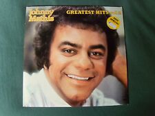 JOHNNY MATHIS : Greatest hits VOL. 2 - LP 1980 Holland pressing CBS 84637 MINT