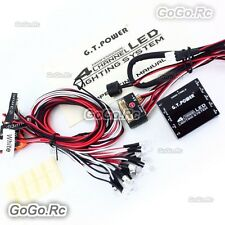 GT Power 4 Channel Professional LED Lighting System For RC Car No Box - GT030