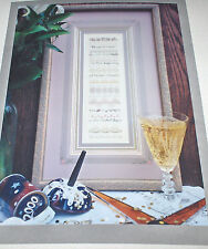 "Shepherd's Bush ""Millennium Sampler"" Linen Cross Stitch Kit NIP"