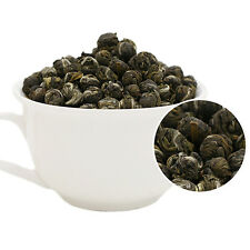 100g Chinese Organic Premium Jasmine Dragon Pearl Ball Natural Green Tea Witty