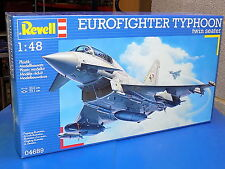 Revell 1/48 Eurofighter Typhoon Twin Seater 04689