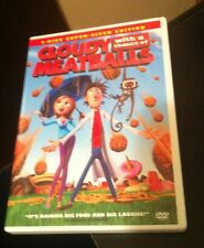 Cloudy with a Chance of Meatballs (Two-Disc Edition) DVD