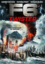 F6 TWISTER New Sealed DVD