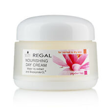 Crema nutritiva de día para piel normal a seca, Regal Natural Beauty