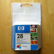Genuine Original HP 28 Ink Cartridge - Tri-colour - C8728AE 201 - NEW & SEALED