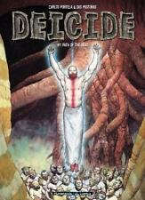 DEICIDE PATH OF THE DEAD PORTELA PASTORAS HUMANOIDS GRAPHIC NOVEL