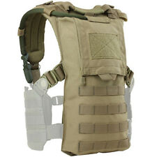 CONDOR MOLLE Modular Tactical Nylon HYDRO HARNESS vest 242-  COYOTE TAN