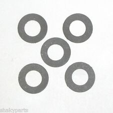 5 Pack 8MM Gasket Compatible With Tecumseh 27110A Float Bowl Nut Gasket