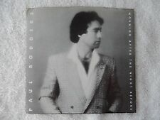 """Paul Rodgers """"Morning After The Night Before/Northwinds"""" PS 45 RPM Record"""