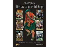 Black Powder, The Last Argument of Kings, Supplement, English