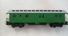 FRATESCHI GREEN  Wooden Clerestory Baggage car