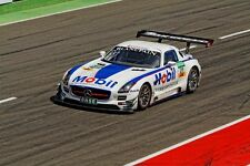 #21 Mobil 1 Oil SLS AMG GT3 2014 1/43rd Scale Slot Car s