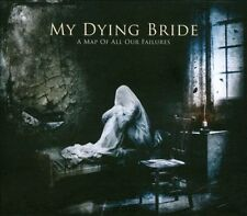 My Dying Bride-Map Of All Our Failures CD NEW