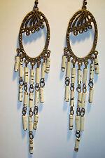 Large Long Indian~Asian Ethnic Boho Chandelier Earrings~ER107~uk seller~