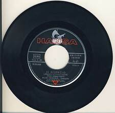 """Nini Rosso: Il Silenzio (Abschiedsmelodie) - 7"""" Single - 1965 -TOP Zustand"""