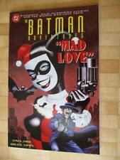 Batman Adventures: Harley Quinn Mad Love Prestige  NM  9.6