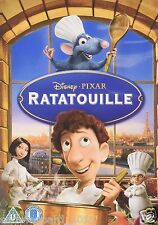 RATATOUILLE DVD Original Disney Pixar Animation Brand New Sealed UK Release
